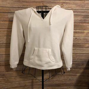 Sonoma white hoodie